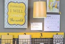Back to School / Everything you need for back to school planning from lunchbox ideas to locker organization -- to study strategies to pass that huge test -- to dorm room ideas. It's all here!