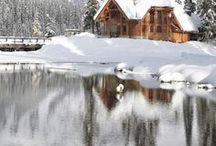 Winter Inspiration / Inspiring Landscapes of Winter Scenes