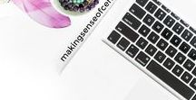 Blogging Tips / Tips and tricks for bloggers, blogging ideas, and more...