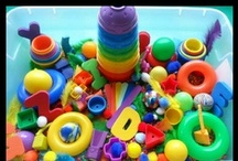Sensory Bins / by Play Create Explore