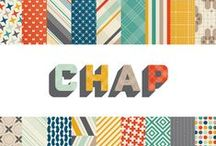 Chap Collection / Chap Collection, released Winter 2012 by American Crafts, Inc. #scrapbooking #paper #crafts #boys #men