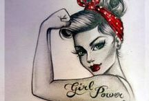 Girl Power / by Encontramos em Veneza