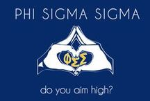 Life - Phi Sigma Sigma / by Michelle Coffeen