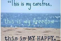 California Dreamin' / Sunshine, Sand, and Salt water: it's not a place to live. it's a way of life / by Meghan Freund