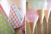 Party Ideas / by Colleen Sause