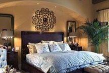 Sleeping Quarters / Bedrooms / by Stephanie Dwyer