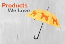 Pet Products We Love / Whether we use them, want them, or just simply love them, these are some of our favorite pet products! From making our lives easier to just being fun, these pet products are what we pet parents adore!  / by Pet360.com