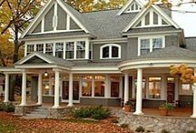 Beautiful Homes / What my dream home would look like or have in it