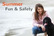 Summer Fun & Safety / From essentials to playtime, this is how we like to enjoy the summer with our pets! / by Pet360.com