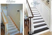 Home-y  DIY / My DIY Home Project List / by Stephanie Dwyer