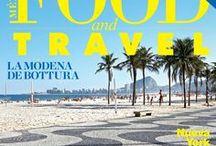 Portadas / La inspiración de las páginas de Food and Travel México resumidas en palabras de Cecilia Núñez: editora.