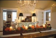 Tables Accessorized / Tablescapes