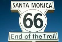 Sixty-Six / Sights along Route 66 / by Foto Fantasy