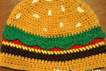 Funny Crochet Hats / by Hope Lozzio