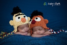 Sesame Street Hats / by Hope Lozzio