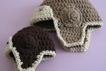 Boy Crochet Hats / by Hope Lozzio