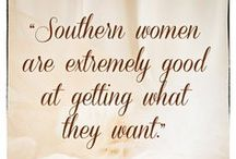 On Being Southern... / Living in the South