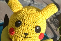 Pokemon Crochet / by Hope Lozzio