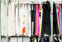 Wardrobe Organization / by Tammy Gibson