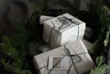 Giftwrapping and Gifts..... / by Jennifer Gass