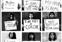 Stand Against Racism / A national movement, led by the YWCA, to spread awareness and help eliminate racism, once and for all.