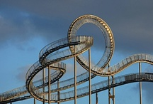 Roller Coasters / by Pam Lindsey