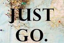 Frases de inspiración viajera / Encuentra aquí la motivación que necesitas para hacer las maletas y conocer el mundo.