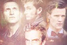 Dr. Who / by Meghan Freund