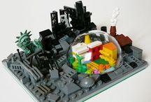 Dream it -> Build it / Lego! / by Rob
