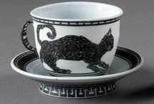 Cats--Cups& teapots/Board 2 / by Yvonne Naudack