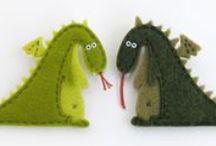 Fun with Fabrics / by Bruna Cueto