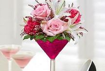 TABLE DECORATIONS / by Yvonne Naudack