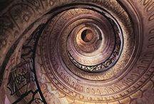Stairs / by Shelley VanWitzenburg