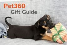 Pet360 Gift Guide / Find all the best gifts, traditions, and more for both pets and pet parents! / by Pet360.com