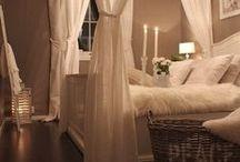 chambre chambre / deco de nid d'amour