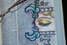 Bible Art and Journaling