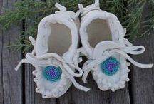 Baby moccasins / We have a line of baby moccasins ranging is size from infant to children's sizes.