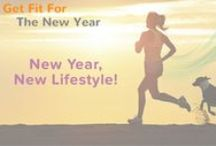 Get Fit for the New Year / It's a new year and time to get fit! Check out our collection of products to get you and your pet healthy for a new year and a new lifestyle!  / by Pet360.com