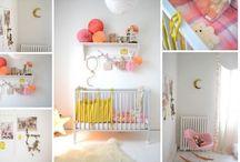 décoration Chambre bébé fille