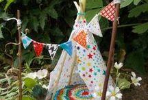 Kids in the Garden / Fairy Gardens, Mud Kitchens, Kids Allotments