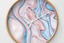 ♥ Wall Clock   FineArt  ♥ / Wall Clocks with my photography and arts on @society6 Available here: https://society6.com/oxygen/wall-clocks #OksanaAriskina #OksanaAriskinaFineArtPhotography #FineArtPhotography #HomeDecor #WallClocks #Clocks