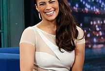 Paula Patton / Various looks of one of my fav actors.