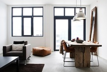 Interiors + Exteriors / These things inspire me to own a home/decorate one. / by Lorna