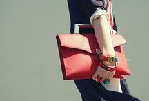 Clutches / by Diana // ourcitylights