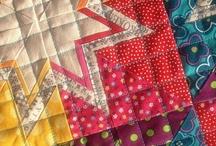 Quilting Ideas / Modern quilt inspiration.