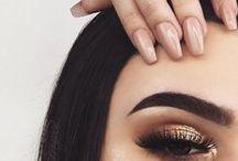 Beauty + Makeup Ideas