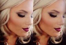 hair : makeup : beauty