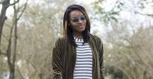 Styl'd: Women's Fashion / Fashion + neutrals + casual outfits