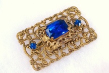Vintage Jewerly  / by Kathy Kat Selvaggio