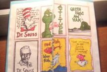 Dr.Seuss / by Nancy Everhart